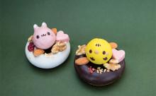 どの動物に巡り合えるかお楽しみ!フロレスタの新作ドーナツがほっこり可愛い