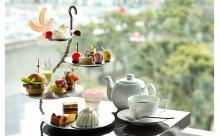 春のスイーツ女子会はここに決まり♡パレスホテル東京のアフタヌーンティーが華やか&ゴージャス