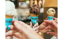 アイスが1個無料に!年に一度の人気イベント「フリーコーンデー」がベン&ジェリーズで開催