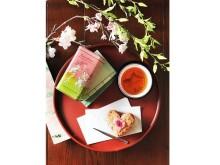 3月の桜ケーキ&春恋スコーンで華やかなティータイムを!