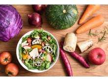 銀座で農家の野菜を満喫!銀座初のサラダボウル専門店OPEN