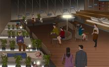 お昼寝したくなったらココへ♪「ネスカフェ×フランスベッド」コラボの睡眠カフェが期間限定オープン