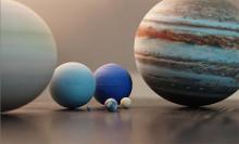 細部までとことんリアルに再現!3Dプリンターで作られた惑星オブジェがうっとりするほど美しい
