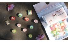 桜と鳥のキャンディ&雅な日本画のパッケージ…パパブブレの新作は思わず見とれる美しさ!