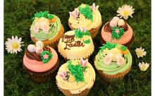 うさぎのまあるいお尻にキュン♡ローラズ・カップケーキのイースター限定ケーキはメルヘンな可愛さ