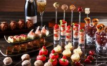 3日間限定!チョコ&シャンパンで過ごすストリングス東京のバレンタインナイトがおしゃれ♡