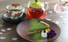 """""""和紅茶""""人気がじわじわ上昇中!お茶スイーツと一緒に味わうフェアを日本茶レストランで開催"""