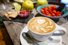 アートな空間でおいしいコーヒーが味わえる♡オセアニアスタイルのカフェ「LATTE GRAPHIC」に行ってきた