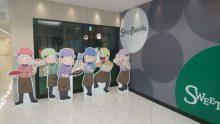 『 スイーツパラダイス 』×『 おそ松さん 』コラボに実際に行ってみた!