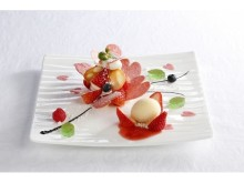胸きゅん!資生堂パーラー 銀座本店の桜咲くデザート