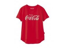 コカ・コーラ×GU!懐かしのロゴがTシャツになった!!