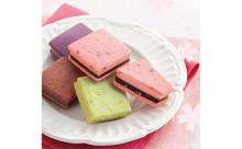 ゴディバのサブレショコラに桜フレーバーが登場!春限定の詰合せで贅沢ティータイムを楽しみたい♪