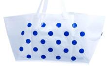 IKEAのキャリーバッグがリニューアル☆新デザインはコレットの水玉デザインに決定!