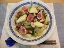 【レビュー】「流水麺」で盛り付けるだけのお手軽ランチ!