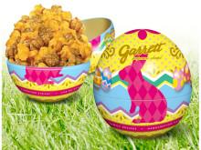 イースターを楽しく、美味しく!ギャレット初のエッグ型缶