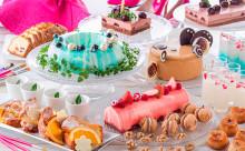 """話題の""""ミラーケーキ""""も!美をテーマにしたヒルトン小田原のデザートブッフェがかわいすぎ♡"""