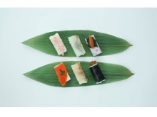 香りも満喫!金沢食材を盛り込んだお弁当「金沢笹寿し 小笹」
