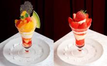 柑橘たっぷりの爽やかな味わい♡資生堂パーラーの新作パフェは春爛漫な贅沢仕立て!