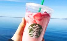 インスタで話題沸騰中☆米スターバックスの人気限定メニュー「ピンク・ドリンク」が復活!
