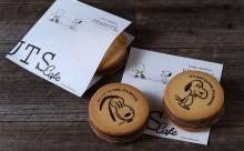 オトナ可愛いイラストにキュン!スヌーピーミュージアムにアイスサンドクッキーが新登場♡