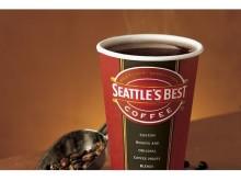 シアトルズベストコーヒー店内がアウトドア空間に大変身!