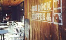 こじはるもチェック済み!テラス席がオシャレなカフェ「THE DECK COFFEE & PIE」はパイ好き必訪です☆