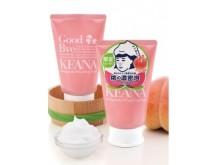 もぎたての香り!「桃まるかじり重曹泡洗顔」で毛穴対策