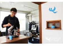 下北沢にスペシャルティコーヒーの焙煎所兼スタンドOPEN