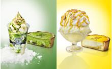 テイクアウトOKの「チーズタルトかき氷サンデー」が仲間入り♪PABLOの夏メニューが帰ってきた!