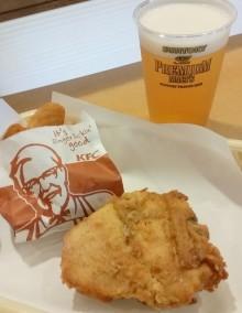 大人に嬉しい! 「チキン×ビール×ポテト」の最強セットが期間限定でケンタッキーに登場!!