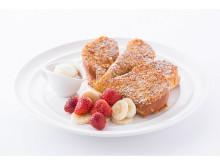 いろんな朝食の美味しさを一皿に!サラベスの特別メニュー