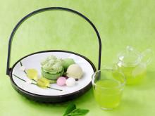 はんなり京都祇園で楽しむ宇治新茶と初夏の限定スイーツ