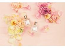 世界的スター調香師が創る、極上のバラの香りを髪と肌に纏う