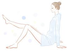 夏間近!キレイな足をみせるために今日から始める美脚メソッド