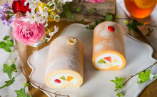 テントウムシとお花が目印!ヘルスコンシャスなロールケーキがモンシェールに登場☆