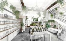 BOTANIST初のフラッグシップショップが原宿にオープン!NYスタイルのカフェも併設♪