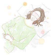寝不足が肥満の原因?寝ないとおブスになるって本当!?