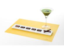 5つの味わいを食べ比べ!ショコラ×抹茶のマリアージュ体験