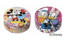 かわいすぎるラブシーン♡スチームクリーム「ディズニーデザイン缶」最強カップルが同時発売☆