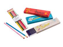 鉛筆がカラフルに並んでるだけでグッときちゃう