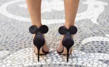 ディズニー好きさん必見♪ミニーちゃんの耳がデザインされたパンプスがかわいすぎる♡