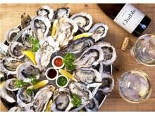 1日限定で生牡蠣やステーキ半額!新宿にオイスターバー誕生