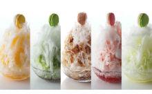 ふわっふわの天然氷!ホテルニューオータニのシェフが手がける「究極のかき氷」が美味しそう♡