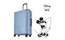 ハンサム可愛いサーファーミッキーが目印!「エース」のディズニースーツケースで夏旅したい♡