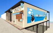 ベン&ジェリーズが江ノ島のビーチに登場!リプトンコラボの特別メニューでクールダウン♡