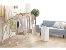 衣類乾燥除湿機で、梅雨時期や室内干しもカラッと快適!