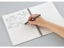 ソフトリングノートに大人向け新デザインが登場!