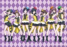 『Wake Up, Girls!×ジョジョ』コラボが決定!記念イラストを公開