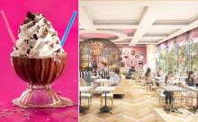 世界中のセレブを虜にしたNYのデザートカフェ「セレンディピティスリー」が表参道に8月上陸!
