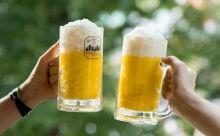アイスモンスターから「ビールのかき氷」が登場!?ローソンとのコラボスイーツも♩